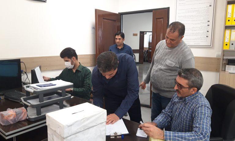 برگزاری انتخابات شورای اسلامی کار در شرکت کشت و صنعت پیوند خاوران