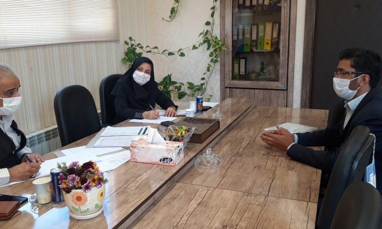 برگزاری مصاحبه حضوری آزمون استخدامی در شرکت کشت و صنعت پیوند خاوران
