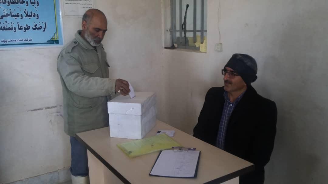 انتخابات شورای کار