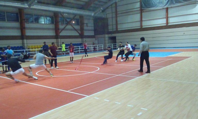 برگزاری مسابقات ورزشی در رشته های فوتسال، دومیدانی و طناب کشی در شرکت کشت و صنعت پیوند خاوران